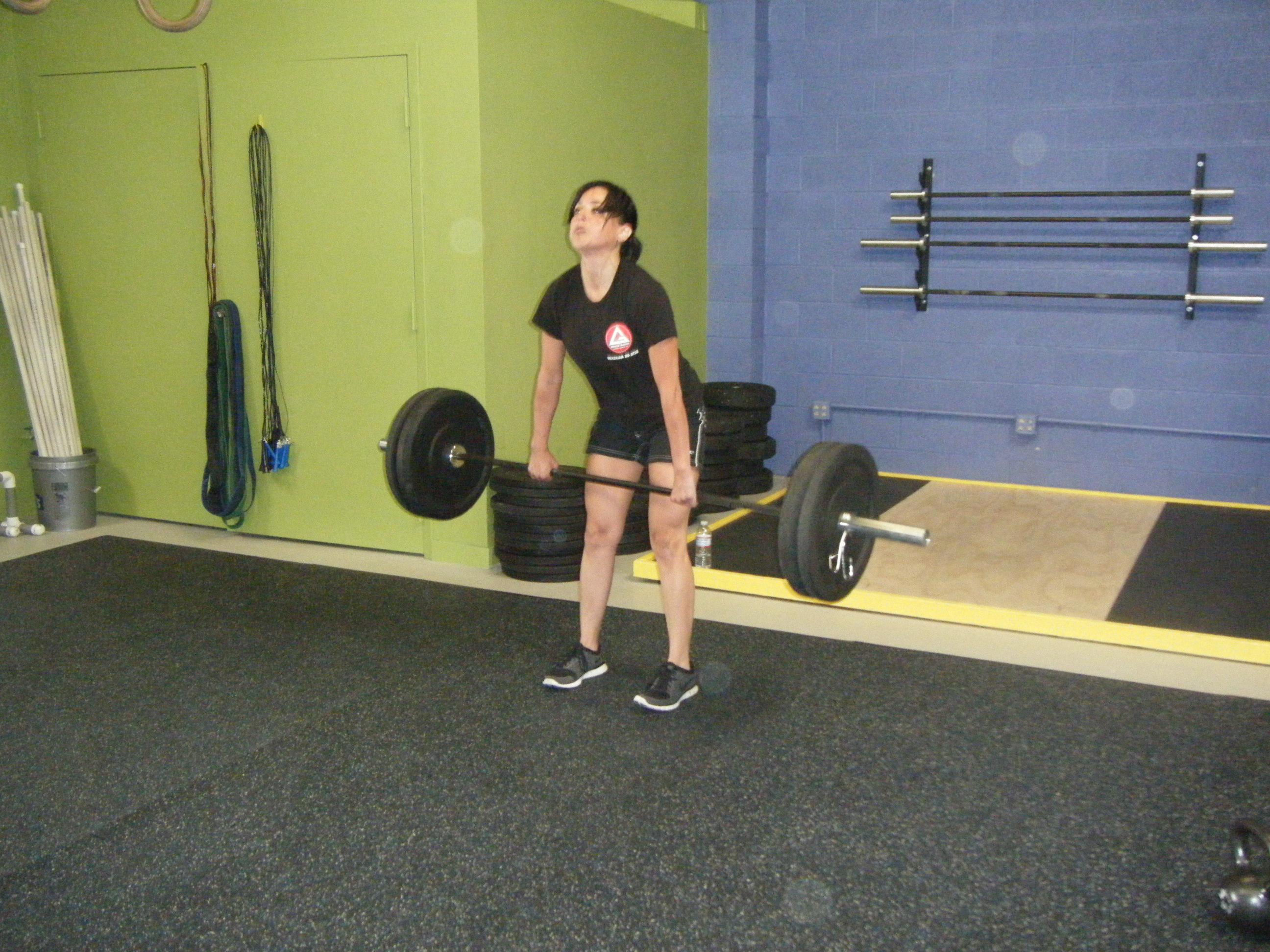 Trap Bar Deadlift Muscles Worked